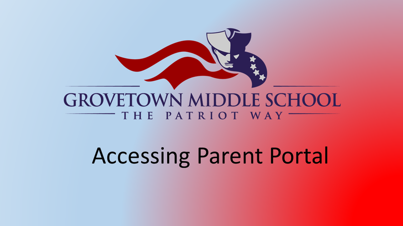 Accessing Parent Portal