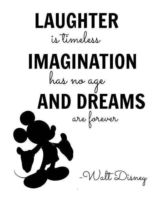 Love Walt Disney and his incredible words of wisdom about life! This family loves ANYTHING Disney!!!