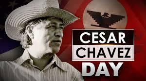 No School - Cesar Chavez' birthday Thumbnail Image