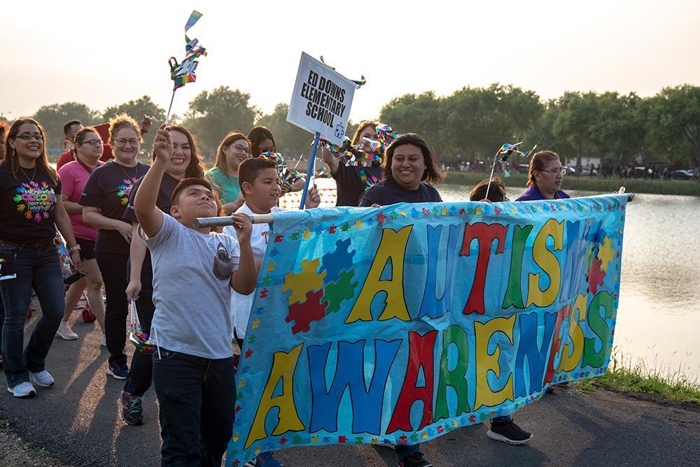 04/15/19 Autism Walk