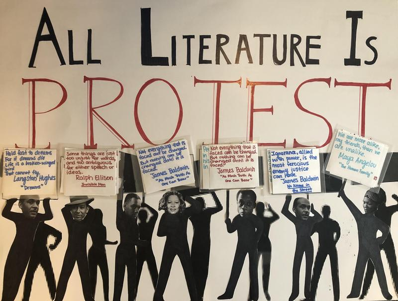 TJ Equality Club Sponsors Poster Competition for Black History Month Featured Photo