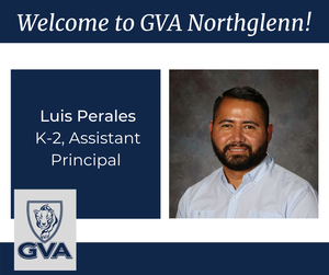 Welcome Jose Perales