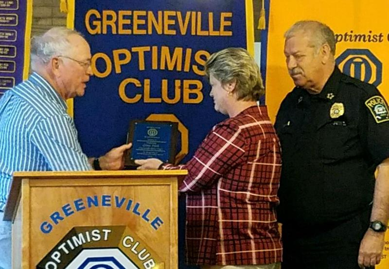 Optimist Club Presentation