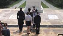 LHN Student at Arlington National Cemetery Thumbnail Image