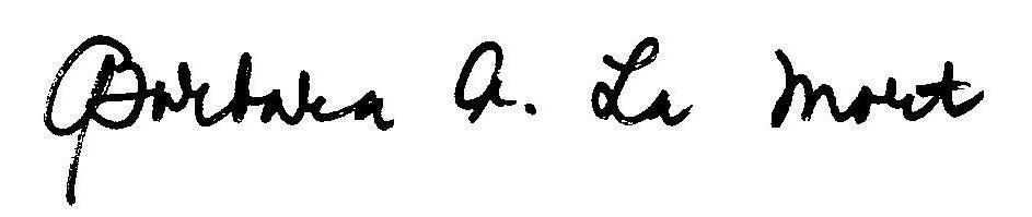 BLM Signature