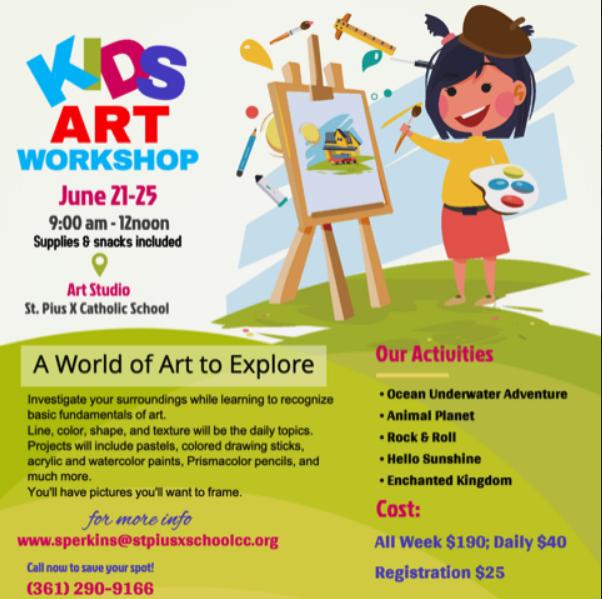 Kids Art Workshop
