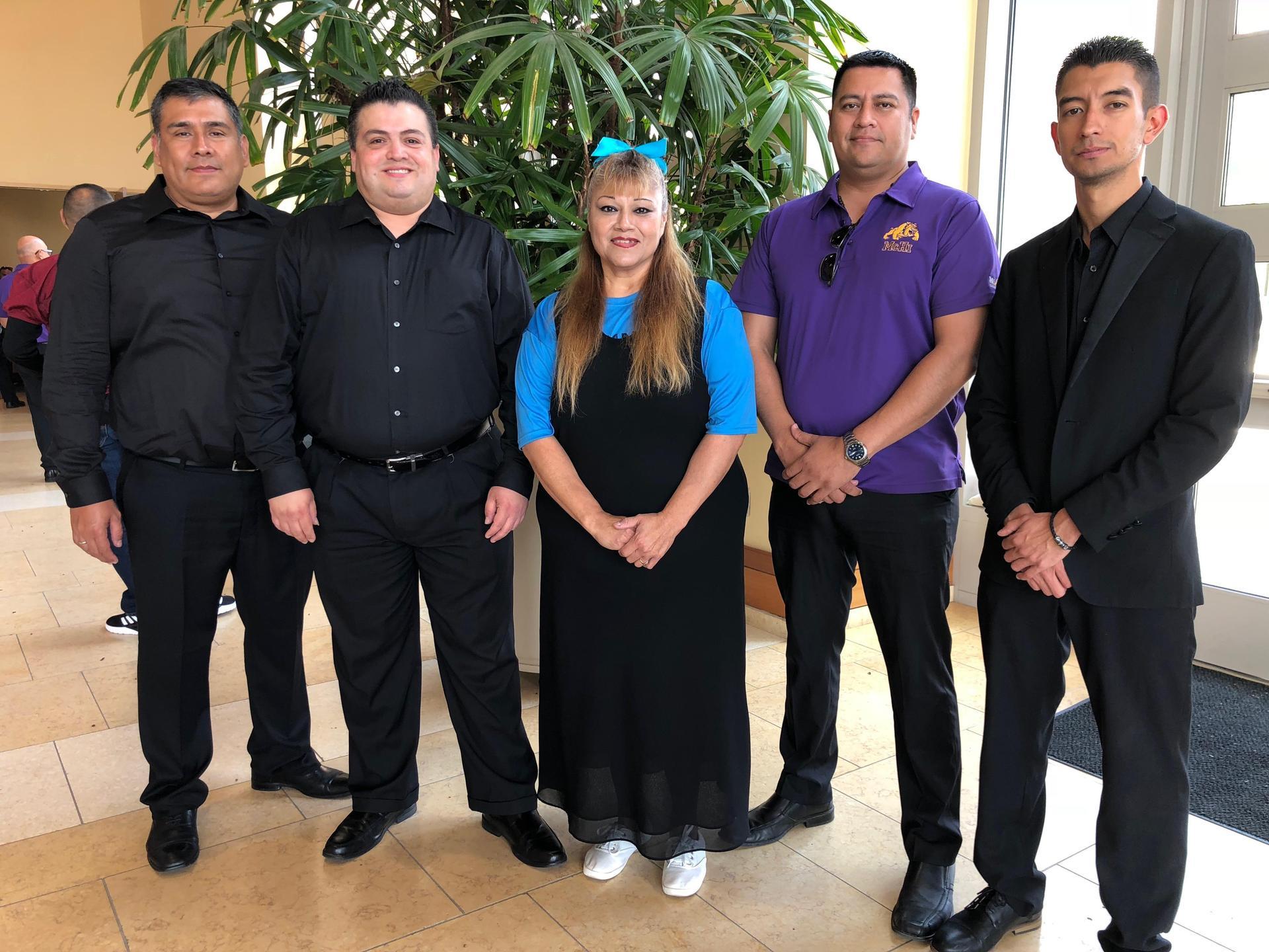 2018-2019 MISD Mariachi Directors