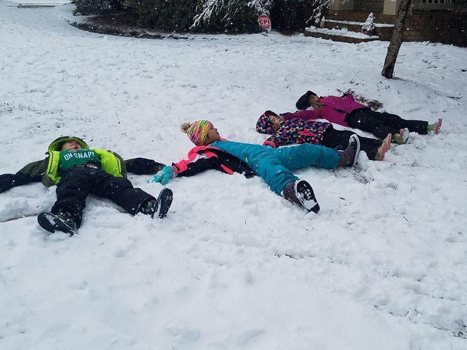 Snow Day 2018 Day 2