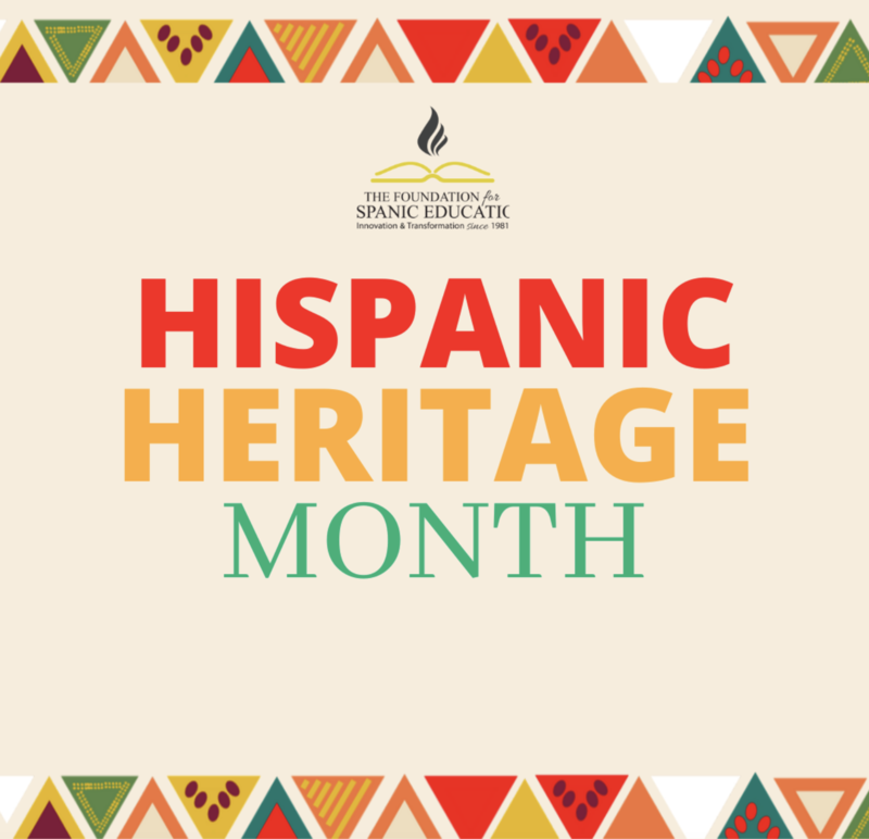 National Hispanic Heritage Month at TFHE Featured Photo