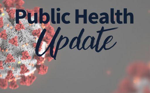 Public Health Update Featured Photo