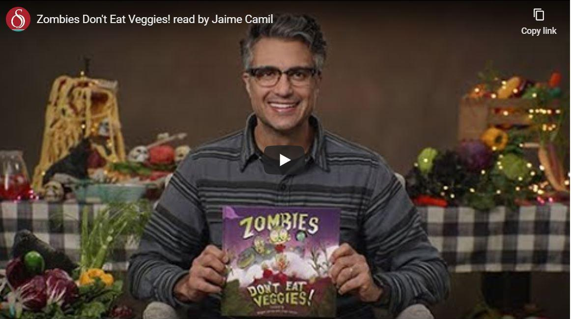 Zombies Don't Eat Veggies