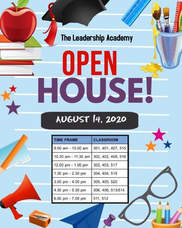 2020-2021 Open House Featured Photo