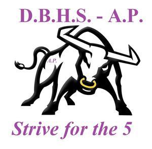 AP DBHS LOGO strive for the 5.jpg
