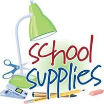 SCHOOL SUPPLY LIST for SY21-22 Featured Photo