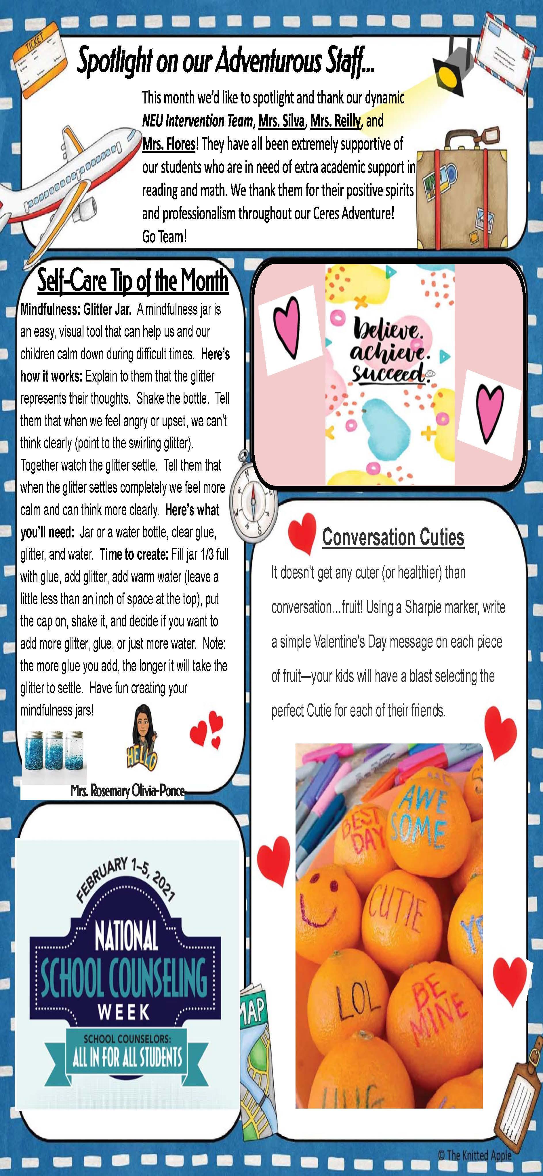 Feb Newsletter 2
