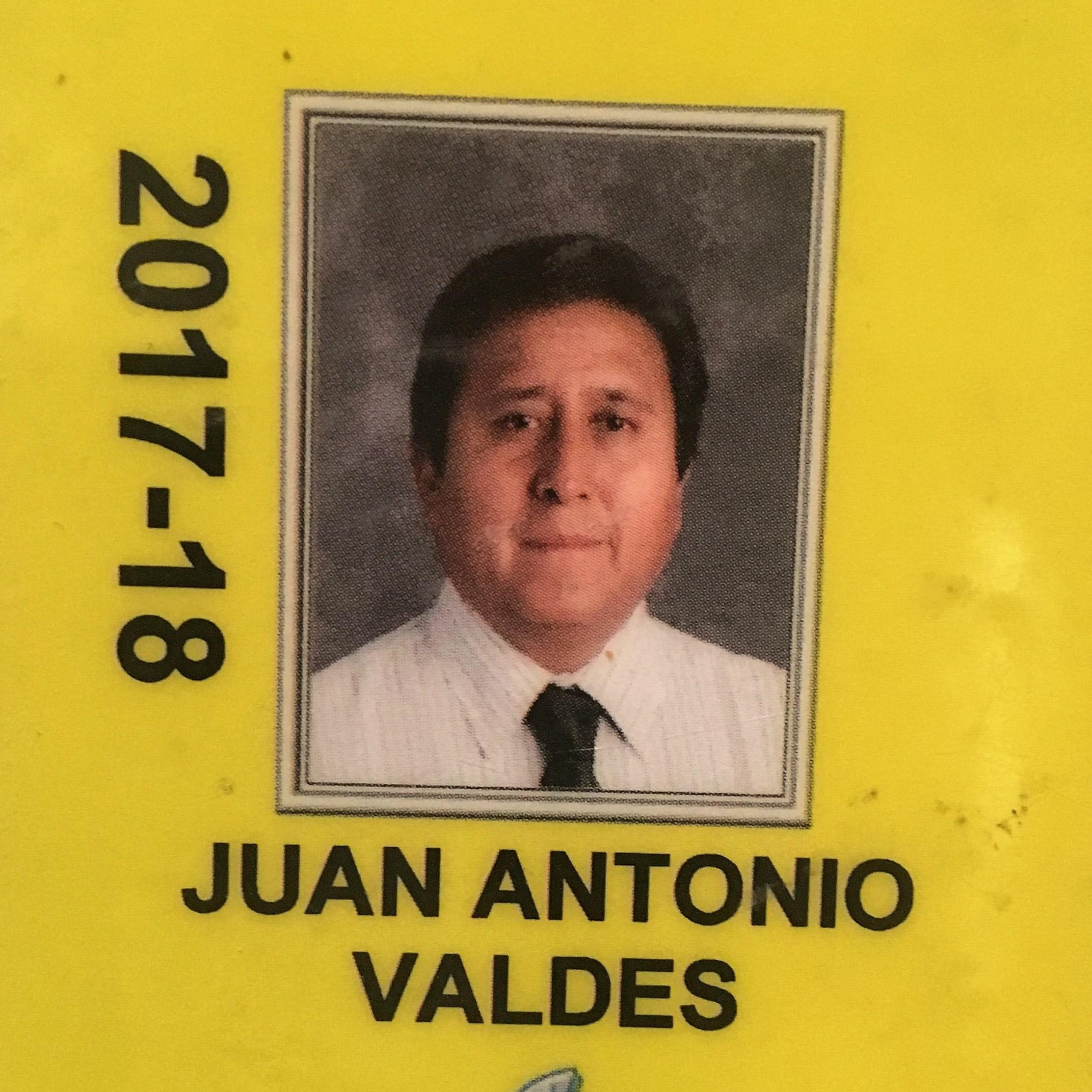 Mr. Juan Antonio's Profile Photo