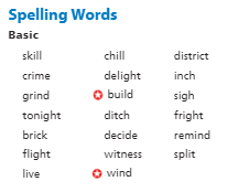Spelling L.3