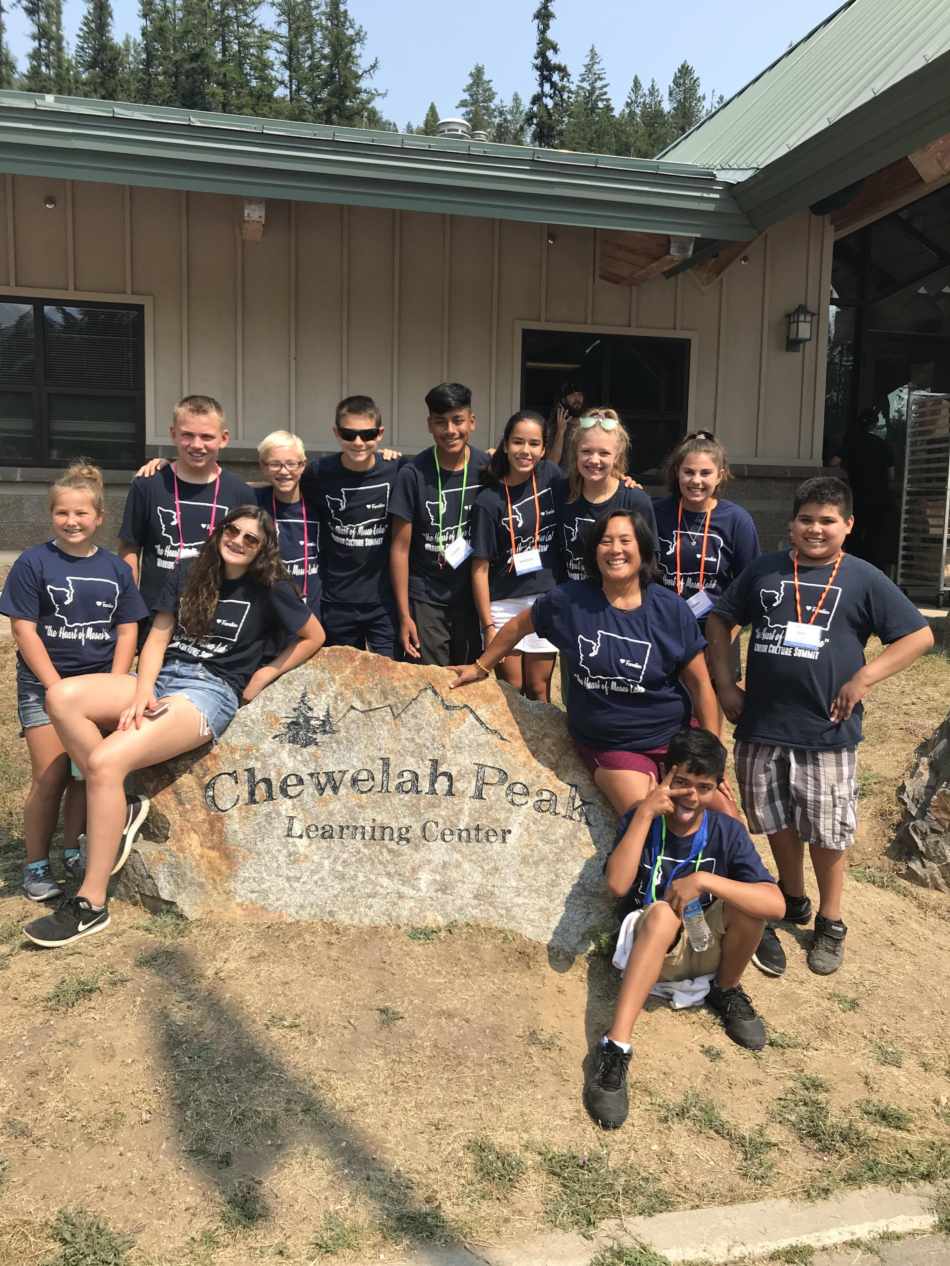 Frontier Student Leadership Team 18-19