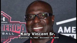 Kary Vincent Sr. Photo by Lance Edwards of KBMT