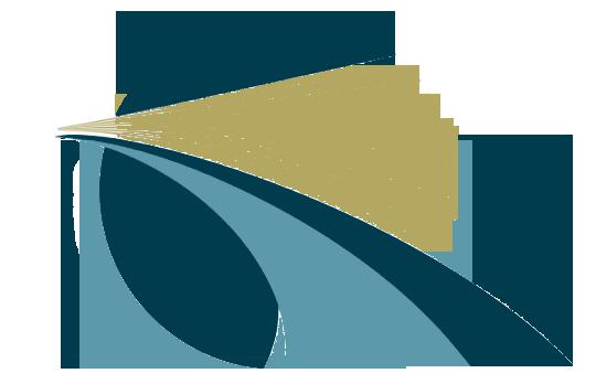 circle with wave logo