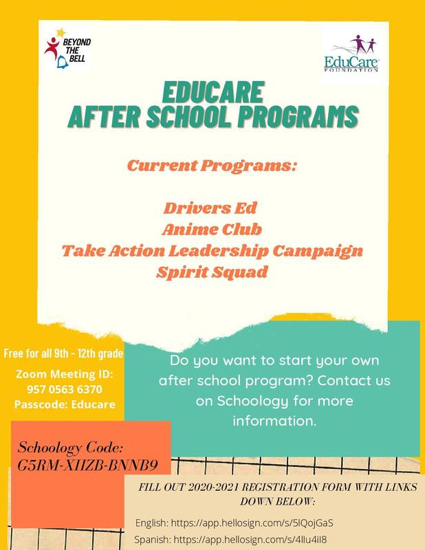 EduCare After School Programs Featured Photo