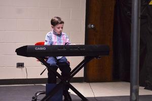 2nd grade pianist.