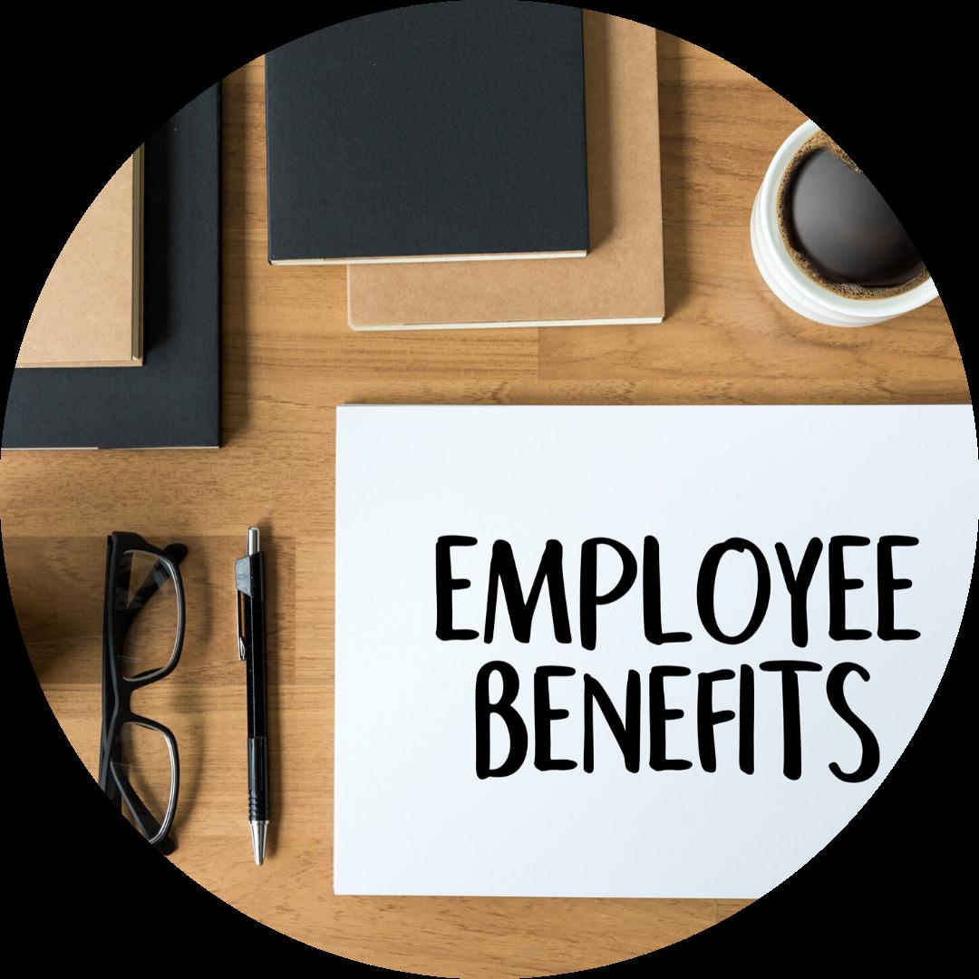 paper reads employee benefits