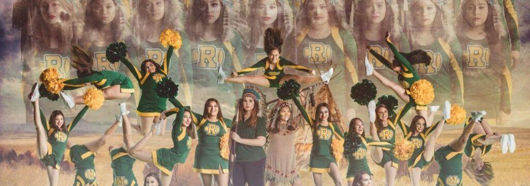 Rowe 2018-2019 Varsity Cheer