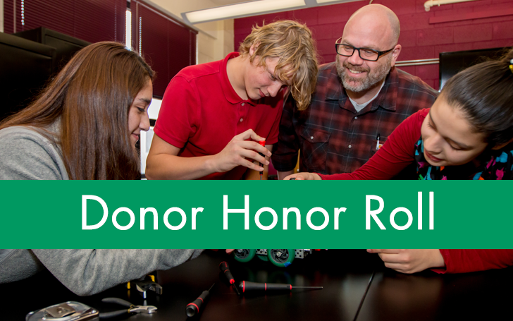 Donor Honor Roll