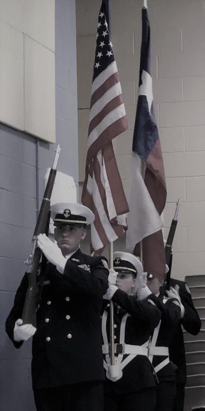 18-19 Veterans Day Program Picture