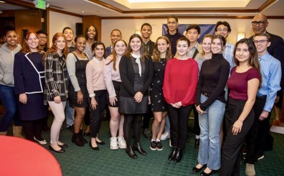 2020 Young Legislators Program Participants