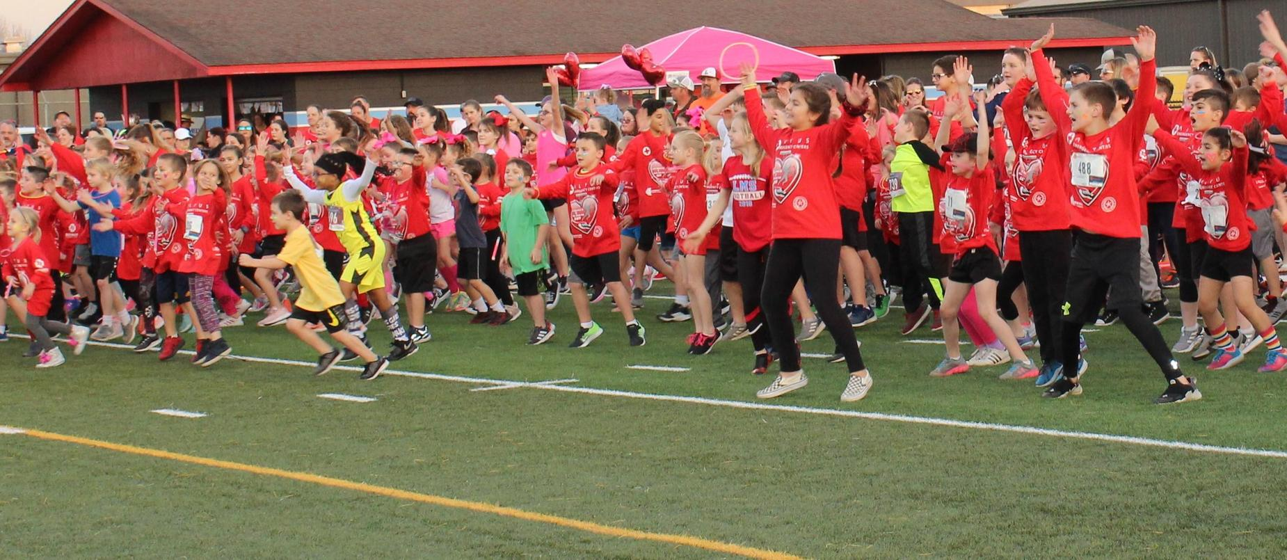 3rd Grade Run Through