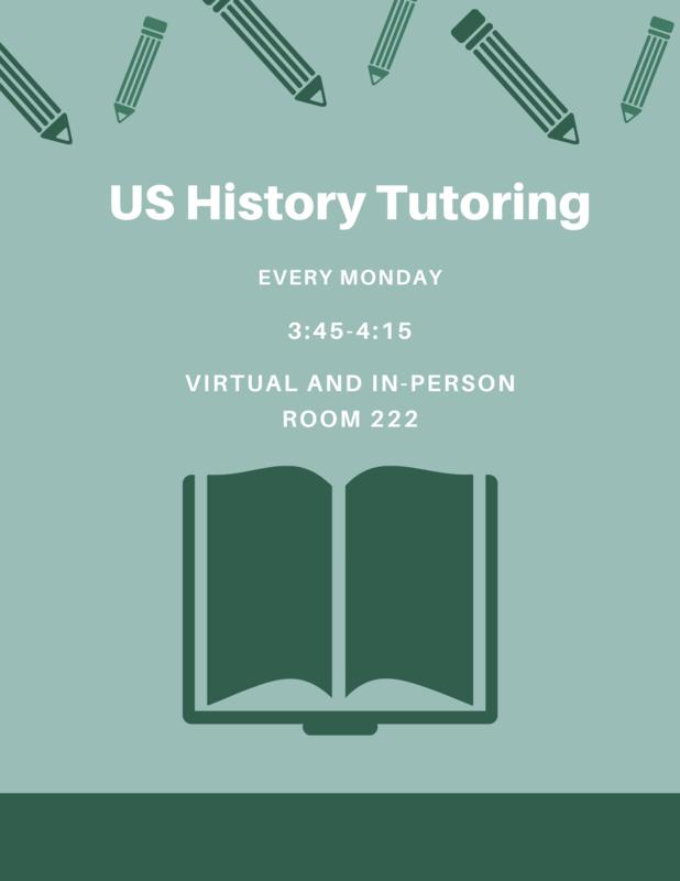 US History Tutorials Thumbnail Image