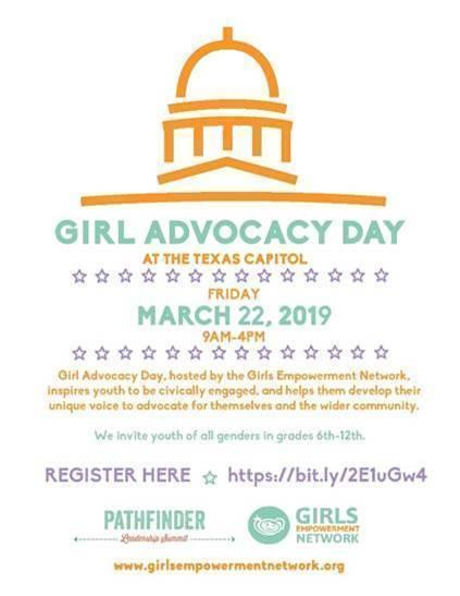 Girl Advocacy Day! Thumbnail Image