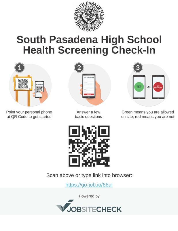 SPHS QR Code