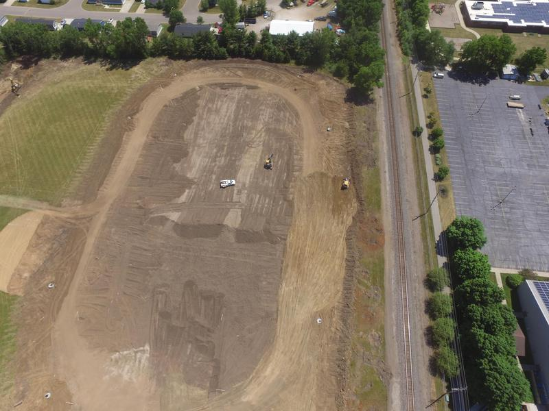 Construction Has Begun on Athletic Complex Featured Photo