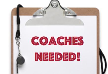 Coaches Needed photo courtesy of margatenews.net