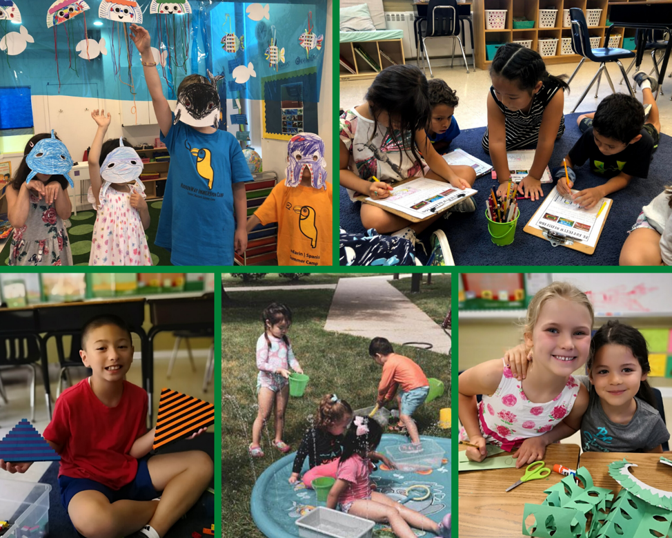 Reading and Math Camp