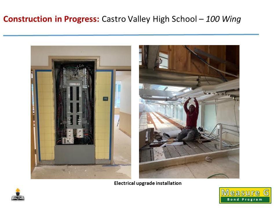 CVHS - 100 Wing