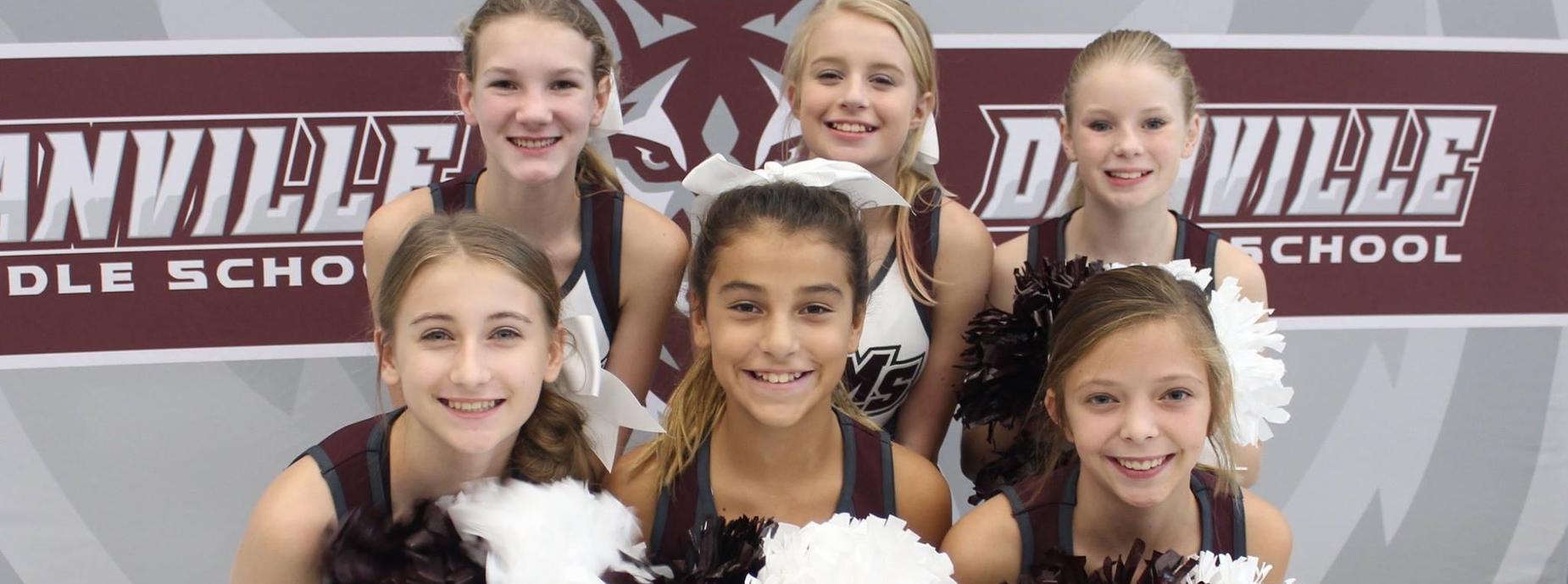 DMS Cheerleaders