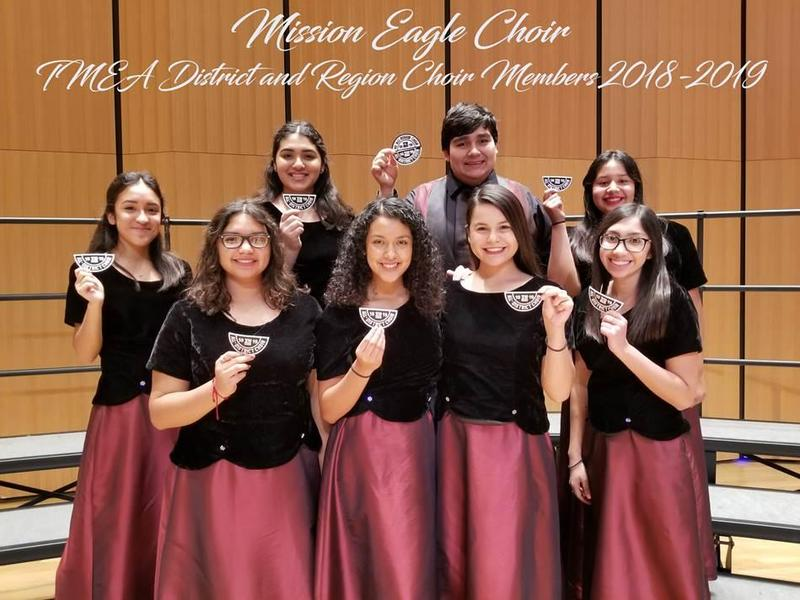 MHS Choir Teams up with other Choirs Featured Photo