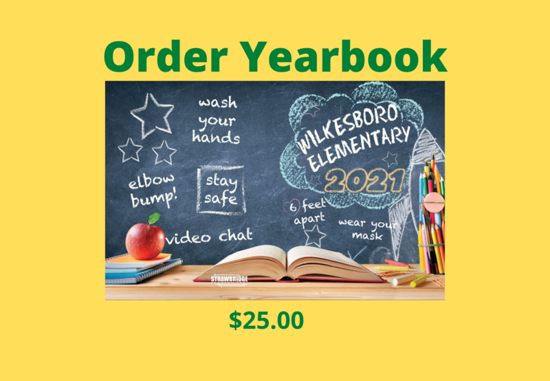 Order Yearbook $25.00