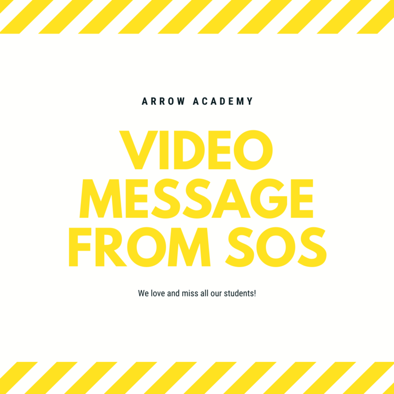 Video Message from SOS Featured Photo