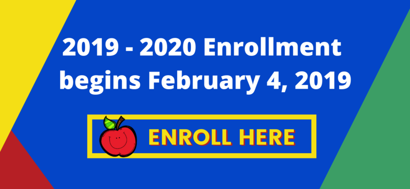 Click here to access Link to Select link to New Student Enrollment or Continuous Student Registration Thumbnail Image