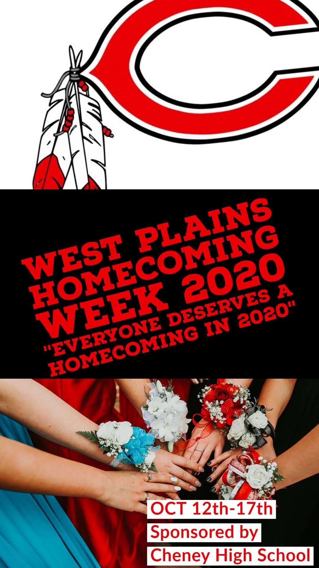 west plains homecoming week 2020