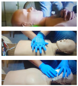 CPR Photo Montage