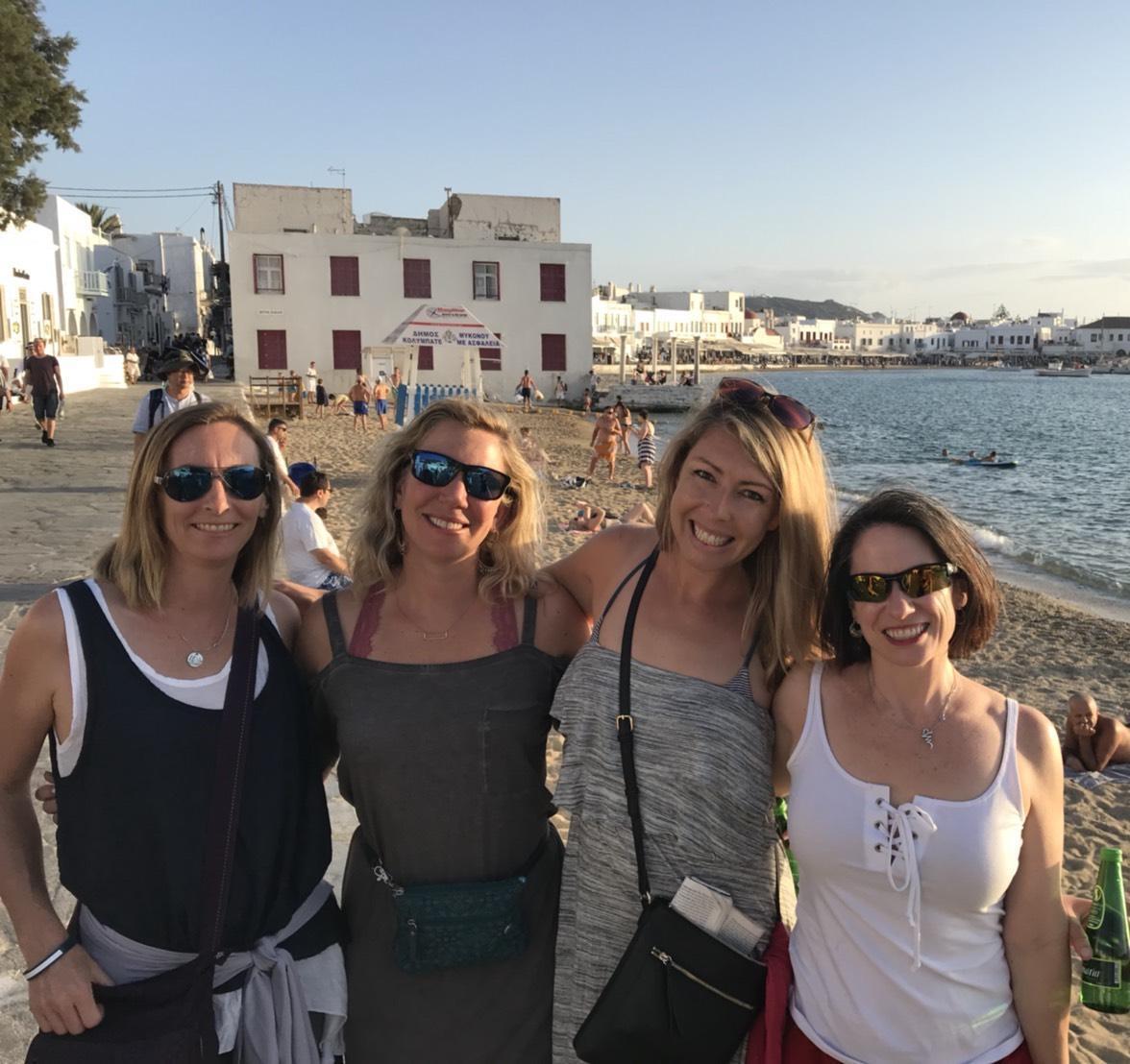 PRA Teachers in Mykonos