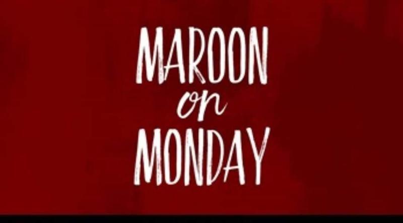 Wear Maroon Tomorrow for Athens! Thumbnail Image