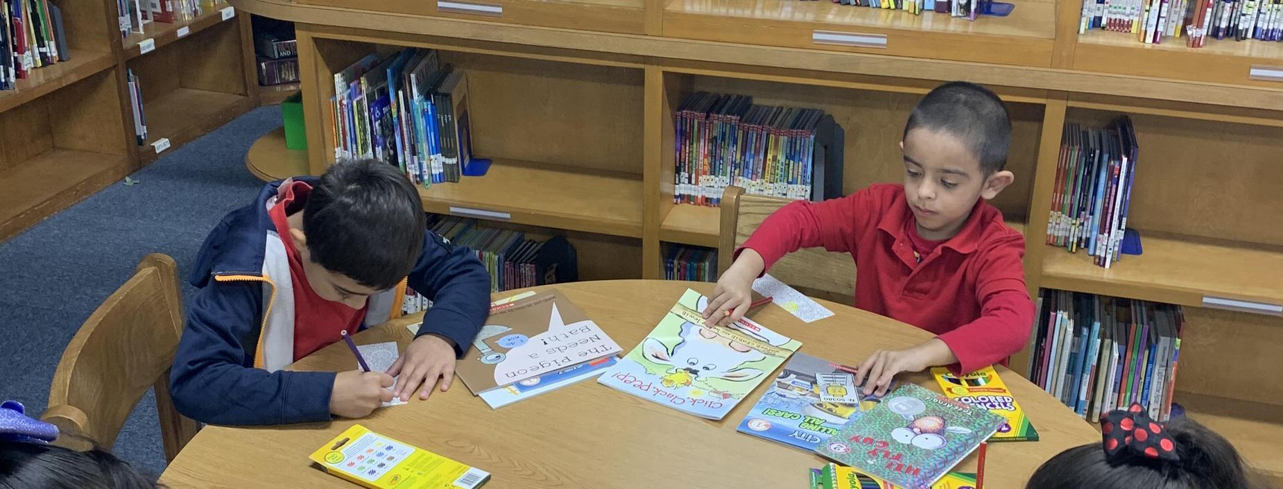 1st Grade Books for Ownership Program