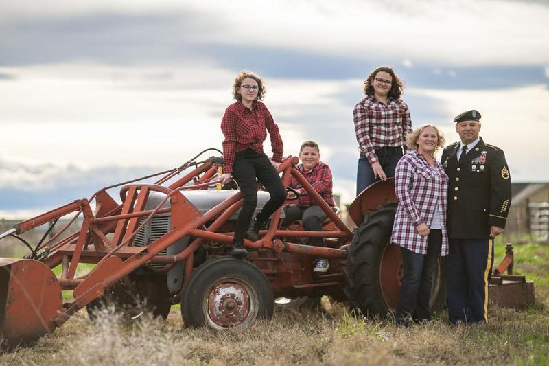 Image, Superintendent Castilleja and Family